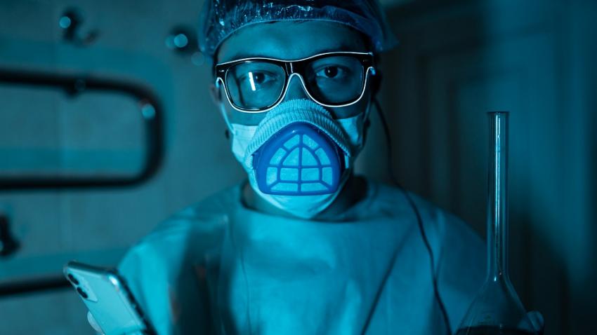 Ученые работают над созданием нового штамма коронавируса
