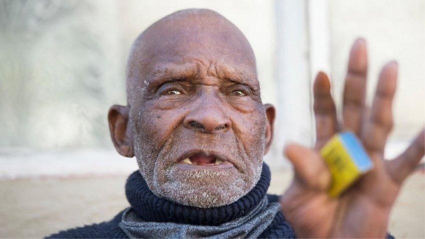В Южной Африке умер самый старый мужчина на Земле: ему было 116 лет