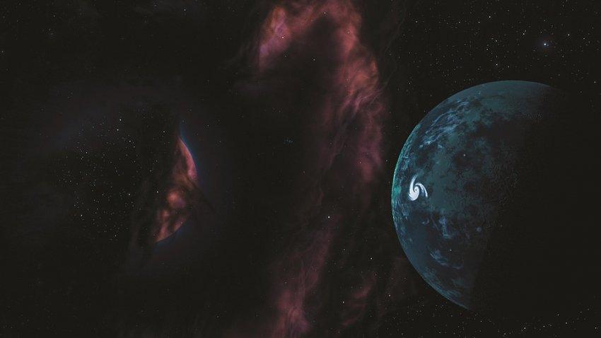 По Млечному Пути могут блуждать более 100 миллиардов планет-изгоев