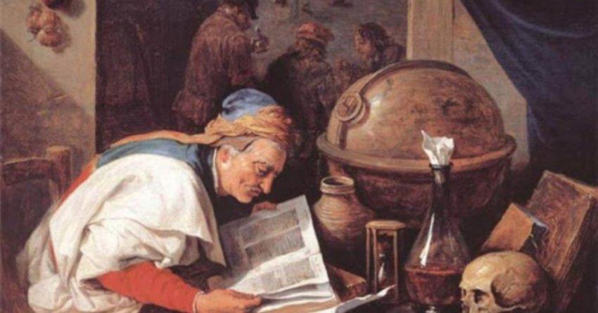 Средневековье: первое измерение скорости света
