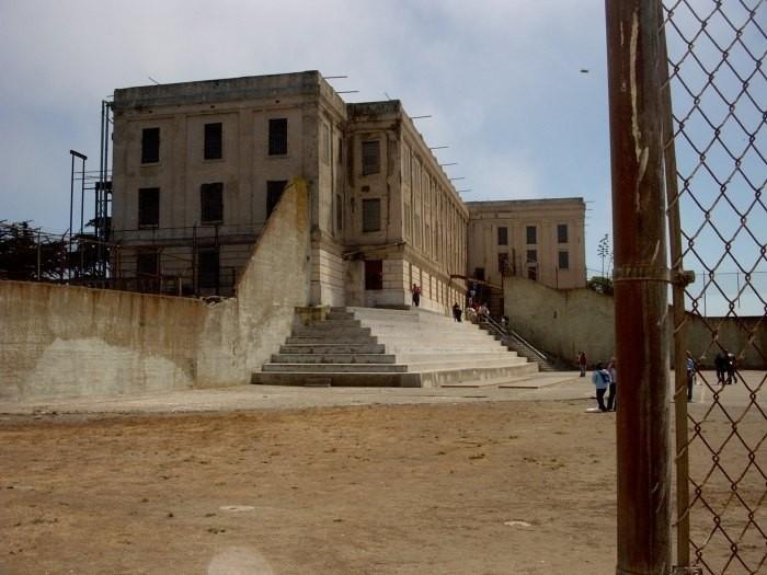 ТОП-9 фактов о знаменитой тюрьме Алькатрас
