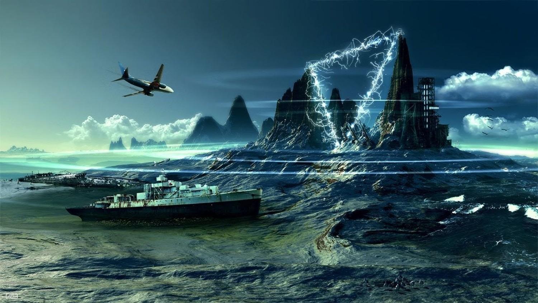 Обнаружен корабль-призрак, пропавший в Бермудском треугольнике сто лет назад