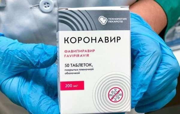 В российских аптеках начали продавать лекарство от коронавируса