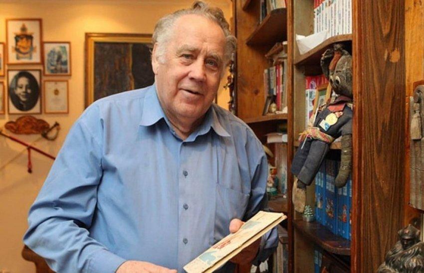 Владислав Крапивин: яркий отечественный детский писатель