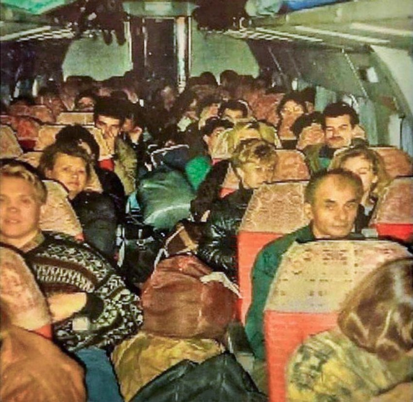 """История постсоветских """"челноков"""""""