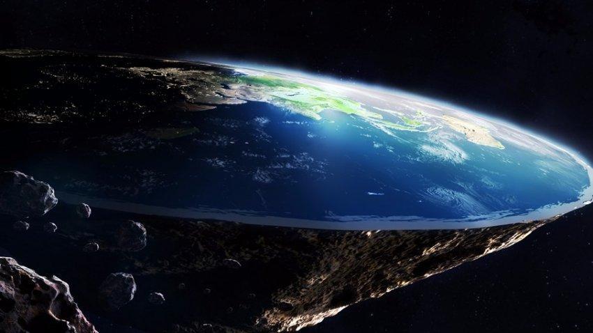 Известный российский музыкант заявил, что Земля плоская