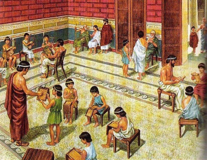 Как юношей превращали в спартанских воинов