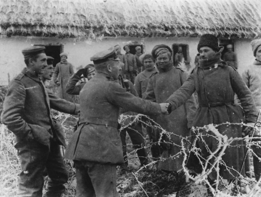 СССР помогал будущим нацистам