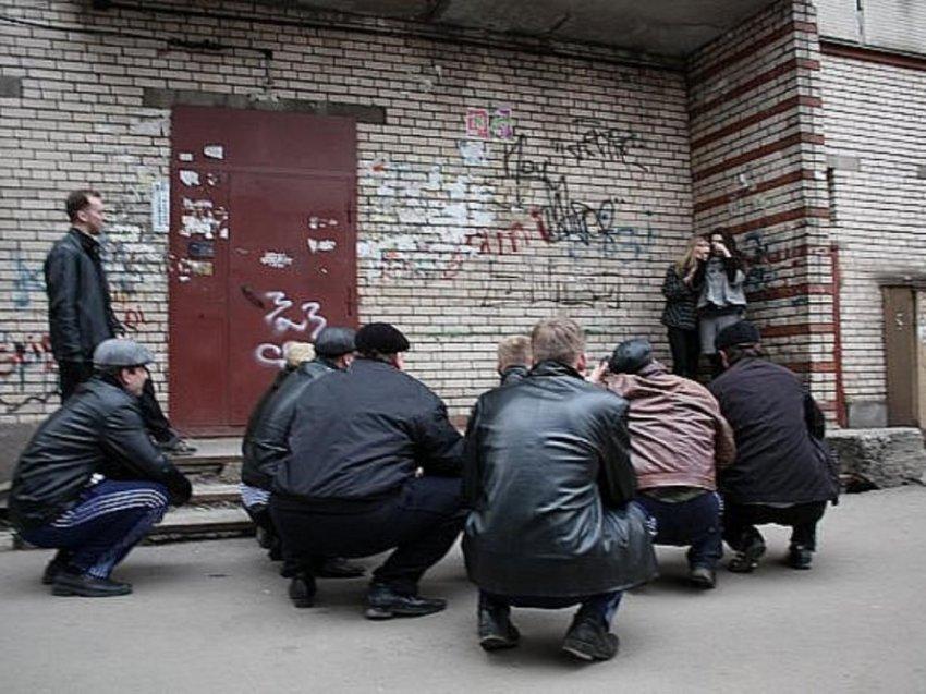ТОП-4 Самых криминальных района в мире (18+)