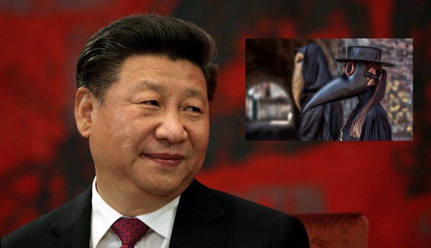 В китайской провинции Юньнань из-за бубонной чумы ввели режим ЧС