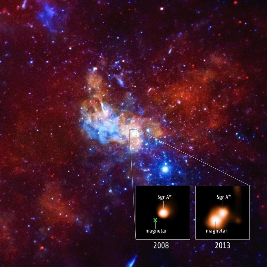 Обнаружена частица, которая поможет пролить свет на тайну темной материи