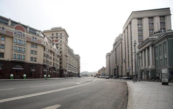 Собянин допустил более жесткие ограничения в Москве из-за коронавируса