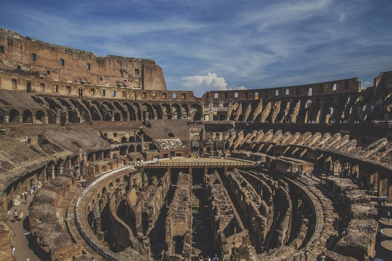 Семь значимых технологий и нововведний Древнего Рима
