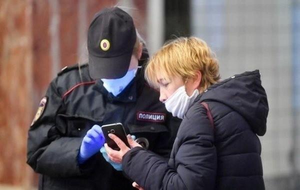 Москвичам разъяснили, будет ли вновь введен пропускной режим