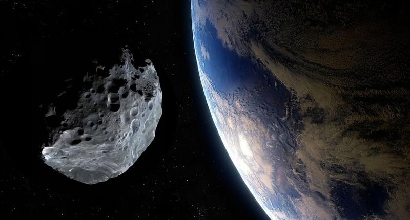 На этой недели возле Земли пролетят сразу семь огромных астероидов