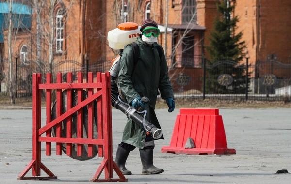 Россияне обсуждают возможный карантин с 19 октября