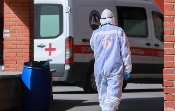 В России впервые за сутки выявлено более 15 тысяч заразившихся коронавирусом