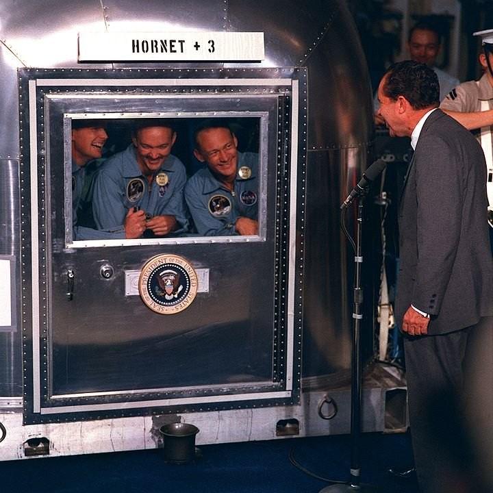 ТОП-11 Редких фактов о первой высадке на Луну