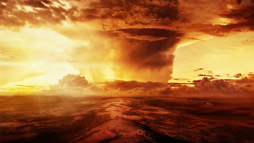 Ученые предупредили, что на Земле участились зомби-ураганы