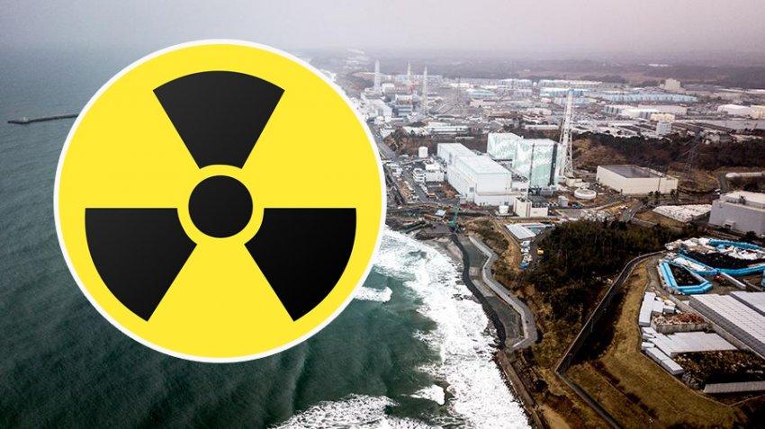 Япония собирается сбросить радиоактивную воду из Фукусимы в море