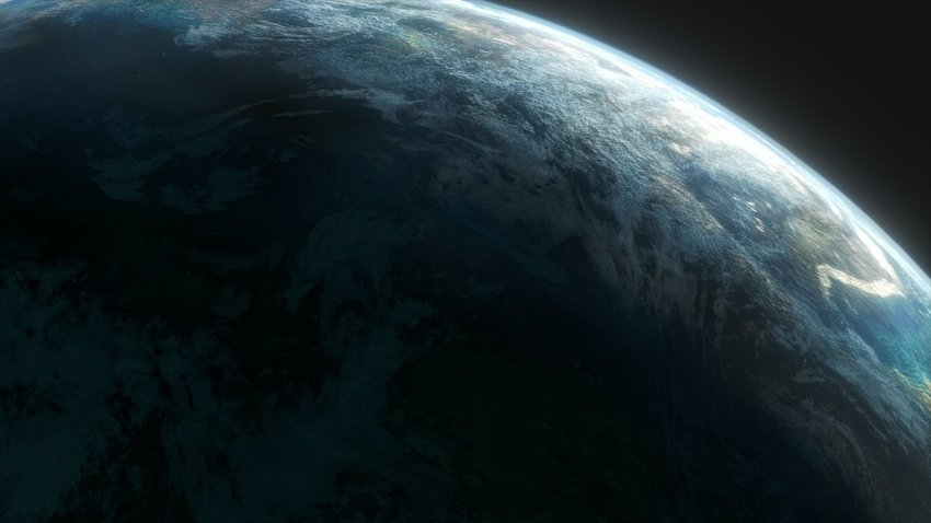 На недавно открытой экзопланете ученые обнаружили невозможное