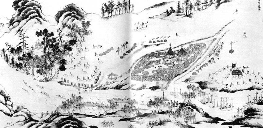 Русские казаки на службе у китайского императора