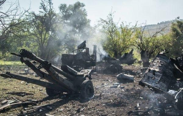 Армения уничтожила колонну элитного азербайджанского спецназа