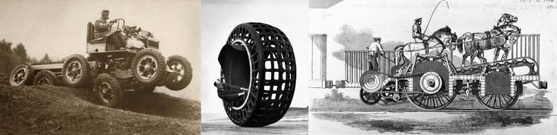 15 Причудливых и странных изобретений