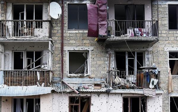 Степанакерт обстреляли кассетными боеприпасами