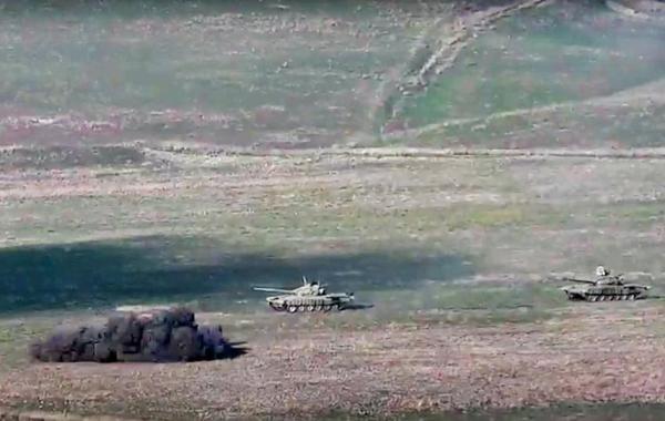 В Карабахе вновь вспыхивают боевые действия