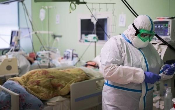 В России за сутки от коронавируса умерло рекордное число больных