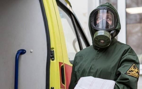 В России за сутки выявили 21,6 тысячи больных коронавирусом