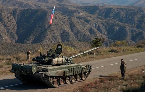 Российские миротворцы приступили к выполнению задач в Карабахе