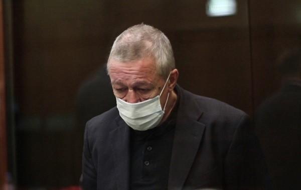 Михаила Ефремова отправят в белгородскую тюрьму