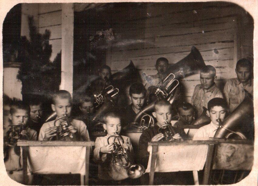 Уникальные фото детской колонии НКВД