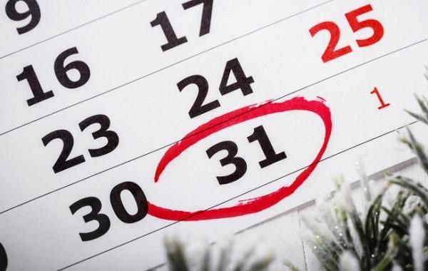 Российские регионы будут самостоятельно решать, делать ли 31 декабря выходным днем