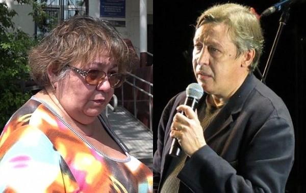 Гражданская жена Захарова не получила компенсацию от Ефремова