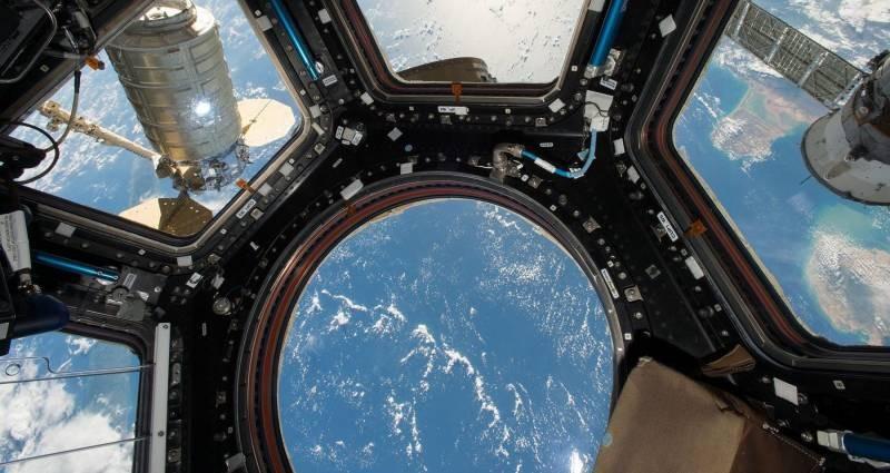 Падение МКС на Землю уже не за горами