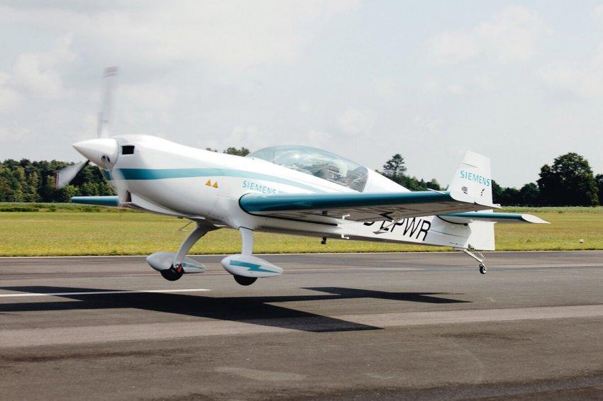 Электросамолёт - альтернатива современной авиации?