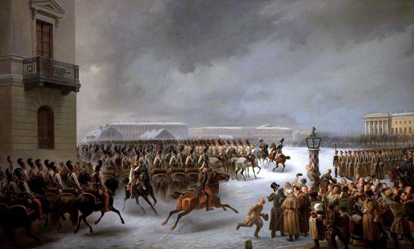 Дворцовые перевороты на Руси