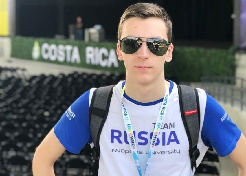 Как русские ребята побеждают на соревнованиях по робототехнике!