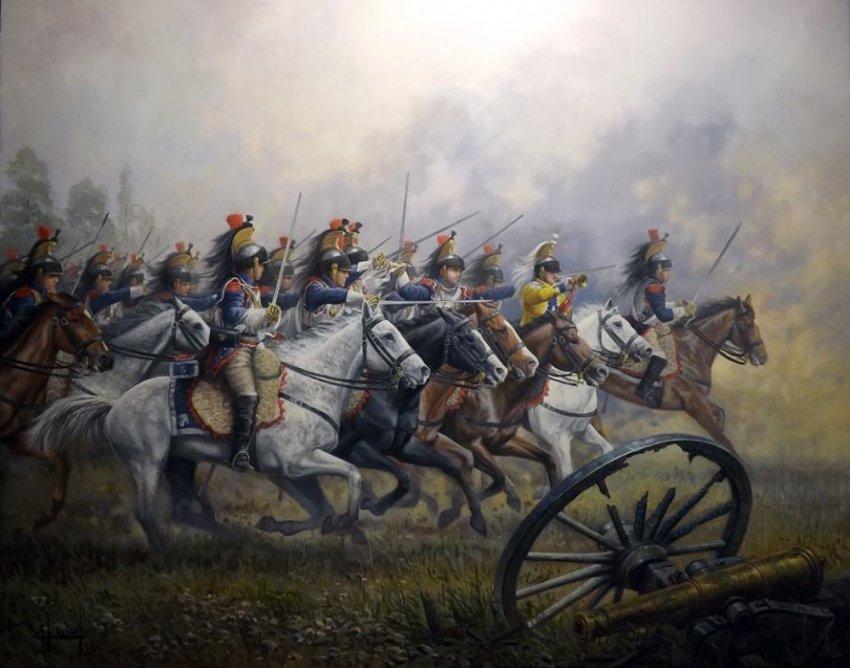 Конные шассеры, егеря: лучшая кавалерия Наполеона