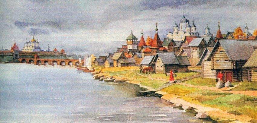 Гид путешественника по Древнему Новгороду