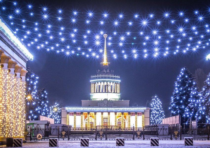 Куда сходить в Москве на новогодние мероприятия 31 декабря 2020 года