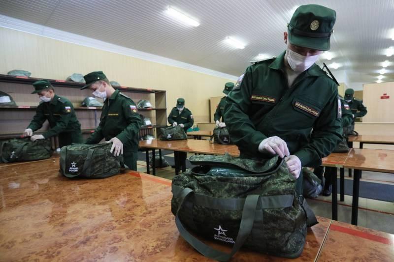 Весенний призыв в армию в 2021 году может быть смещен из-за коронавирусной пандемии