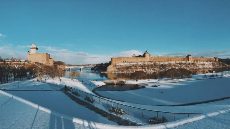 На каком основании Эстония хочет отсудить у России территорию
