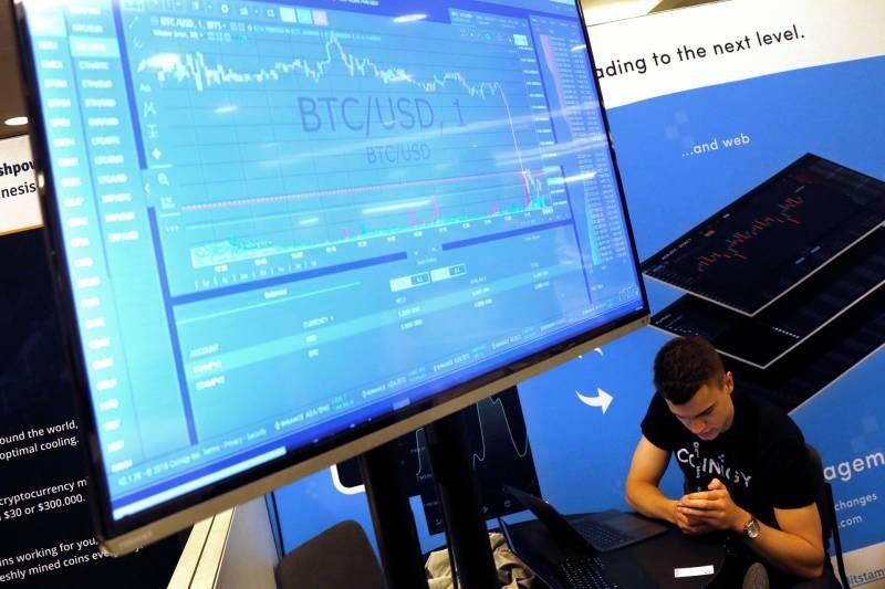 Названы причины повышения курса биткоина