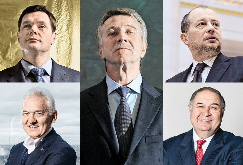Обедневшие российские миллиардеры, которые пострадали вследствие эпидемии коронавируса
