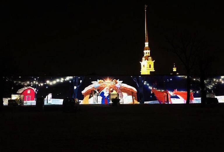 В Санкт-Петербурге состоится фестиваль огня «Рождественская звезда»
