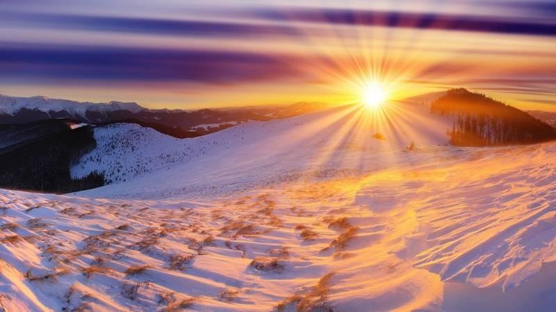 Какого числа в Мурманске будут встречать первый восход Солнца в 2021 году